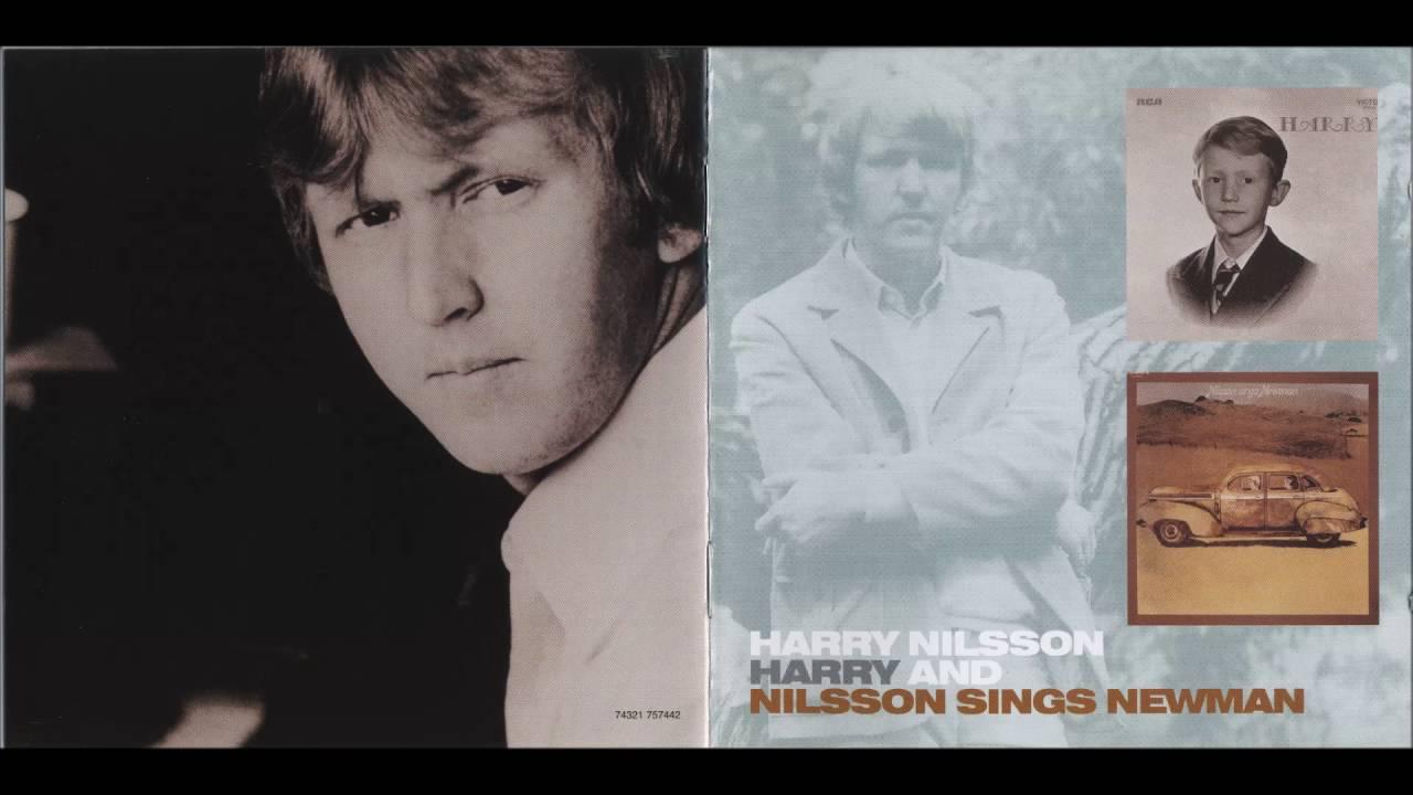 Harry Nilsson Harry 1969 Nilsson Sings Newman 1970 Full