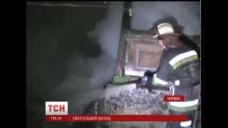 видео Чернівецька область: за добу сталося 4 пожежі, на одній із них врятовано чоловіка