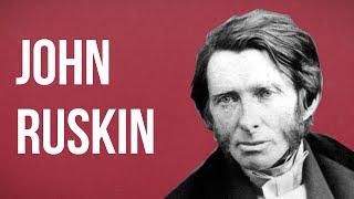 POLITICAL THEORY - John Ruskin