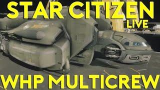 Star Citizen MULTICREW | SQUAD GAMEPLAY | 5/3/17 (Star Citizen 2017 PC Gameplay)
