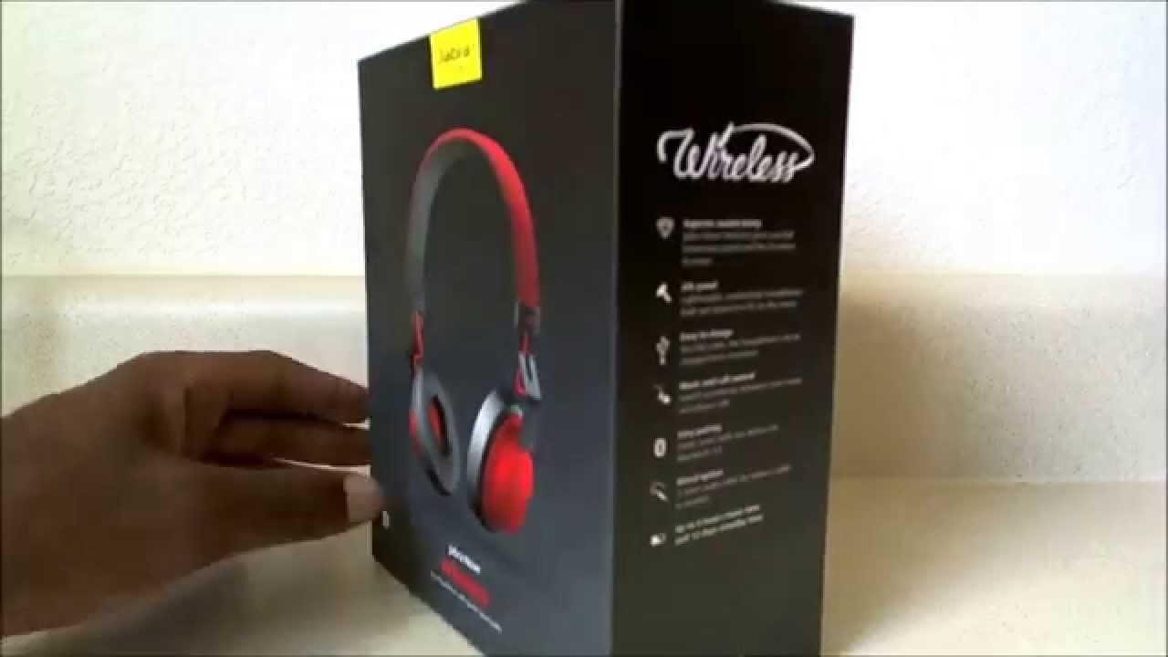 Jabra Move Wireless Unboxing Youtube