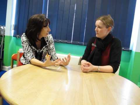 Music coordinator  Broomgrove primary and Juniors Stacey Minshull talks about Stave House