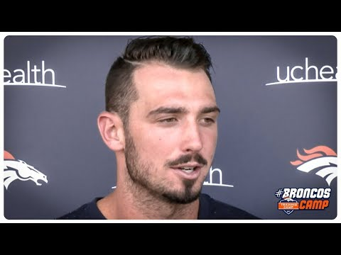 After Camp: Paxton Lynch