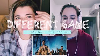 REACCIÓN | Jackson Wang  'Different Game ' ft. Gucci Mane Video