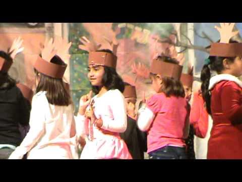 Pranuthi at Lakewood Elementary School,