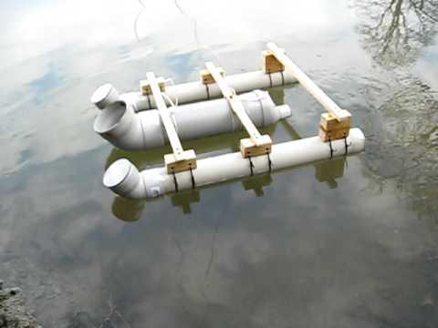 лодка из пвх трубки