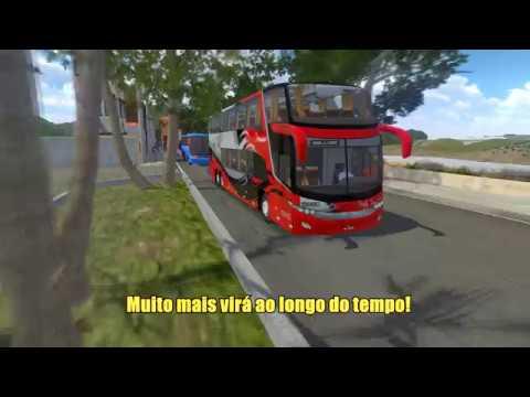 Proton Bus Road - Trailer do jogo!