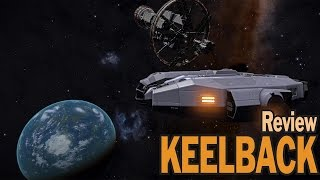 Elite: Dangerous. Keelback. Review. Ships 1.5 update