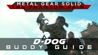 MGSV: The Phantom Pain Where to find D-Dog Location Guide