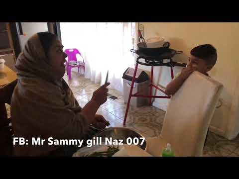 Kade Kuch Kade Kuch | Mr Sammy Naz | Tayi Surinder Kaur | Punjabi Funny Video