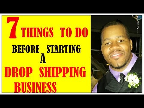 Top 7 Dropshipping Business Must Haves Before You Start drop Shipping