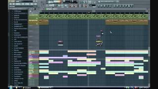 Fl Studio 9 - Lil Wayne - We Be Steady Mobbin Instrumental