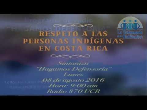 PUEBLOS INDÍGENAS EN COSTA RICA