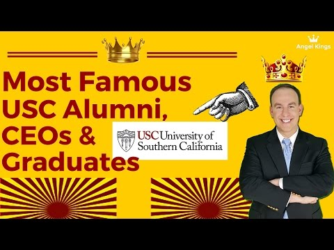 USC Alumni: Most Famous and Notable Graduates - AngelKings.com