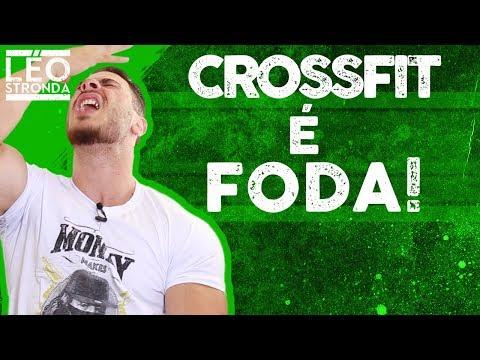 REAGINDO AOS MICOS DO CROSSFIT - LEO STRONDA feat. BINHO