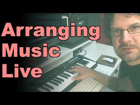Arranging Music Live Challenge