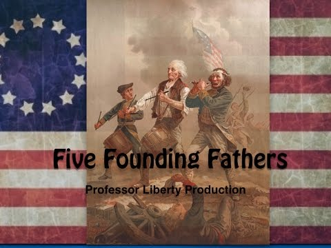 Five Founding Fathers