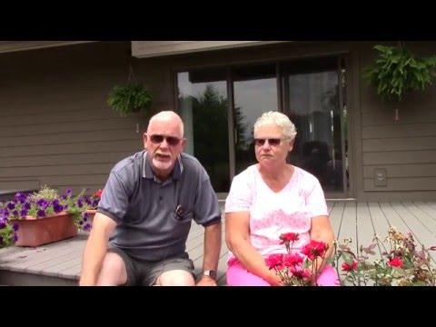 Customer Testimonial - Metal Shingle Roof with Solar Panels