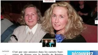 Video Brigitte Fossey pleure un être cher download MP3, 3GP, MP4, WEBM, AVI, FLV Juli 2017