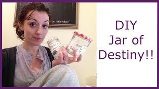 diy jar of destiny