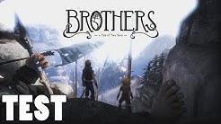 Brothers: A Tale Of Two Sons Test/Review [German]