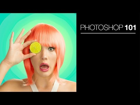 Photoshop 101 (Trailer) - Our New PRO Tutorial for Beginners