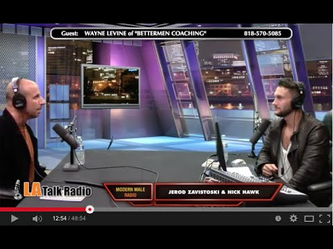 Modern Male Radio Ep. 18 - Jerod Zavistoski - EMOTION - Better man coach Wayne Levine