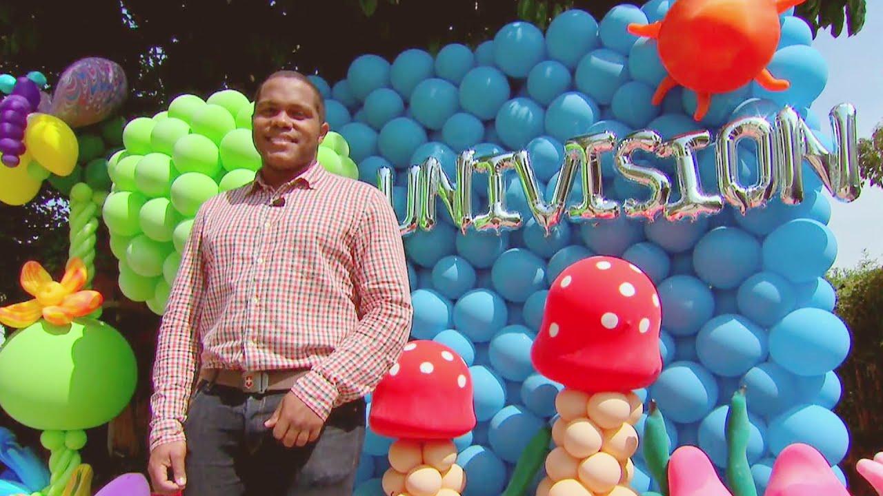 Hacer figuras con globos tiene su arte youtube - Como hacer figuras con globos ...