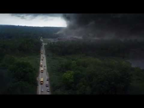 Into The Storm  HD Trailer 2   Warner Bros