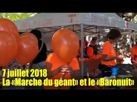 sem27 7juillet La Marche du Géant et « La Baronuit »