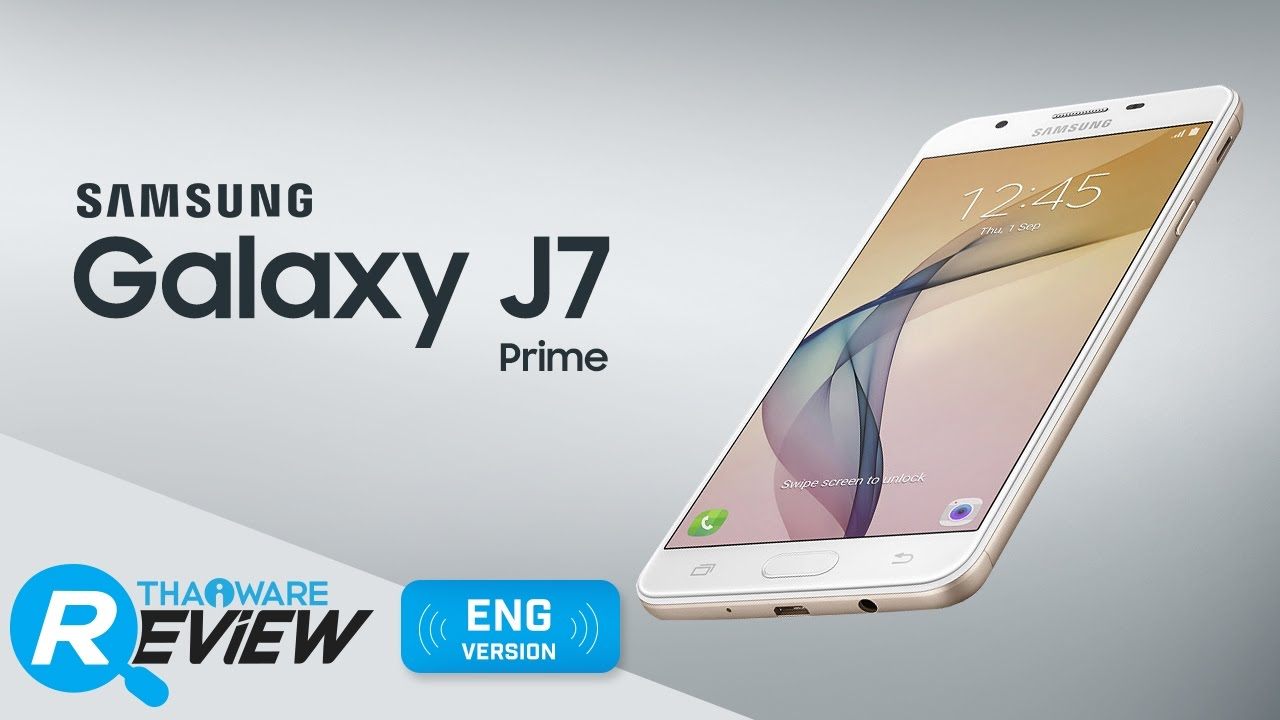 Samsung Galaxy J7 Prime Review Youtube