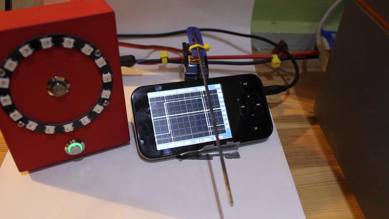 Arduino Servo Glitching Jittering Youtube Pulser Tester Testing Servos Pwm