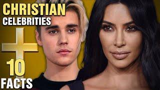 10 Celebrities Who Aŗe Surprisingly Christian