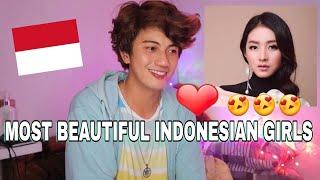 30 Most Beautiful Indonesian Artist Reaction