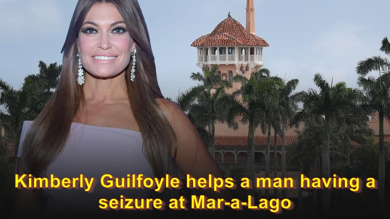 Kimberly Guilfoyle to the Rescue