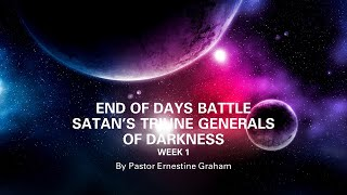 End of Days Battle week 1
