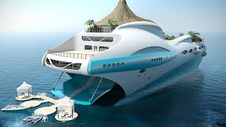 12 Most Amazing Ships in the World