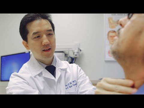 Baby Boomers Face Risk of HPV-Related Throat Cancer | Cedars-Sinai WMV