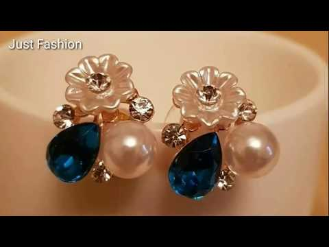 Designer Earrings for Girl