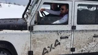 Bu araç neden kaldı cj6 hisar80 land rover defender türkiye karadeniz ordu korgan