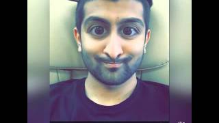 vuclip DHOOMBROS- shehry's first snapchat story