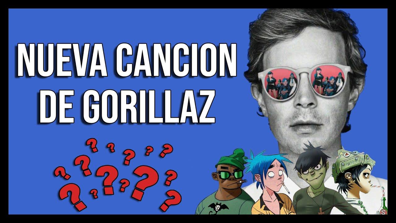 Se filtra nueva canción de Gorillaz ft. Beck ¿Verdad o falso?