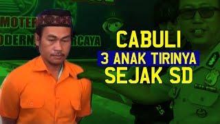 Download lagu AKIBAT SERING NONTON FILM PORNO SEORANG BAPAK CABULI TIGA ANAK TIRINYA MP3