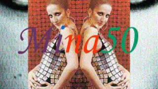 Mina Mazzini - Rossetto sul colletto - Mina50