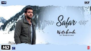 Safar (Bollywood Movie Video Song) | Notebook
