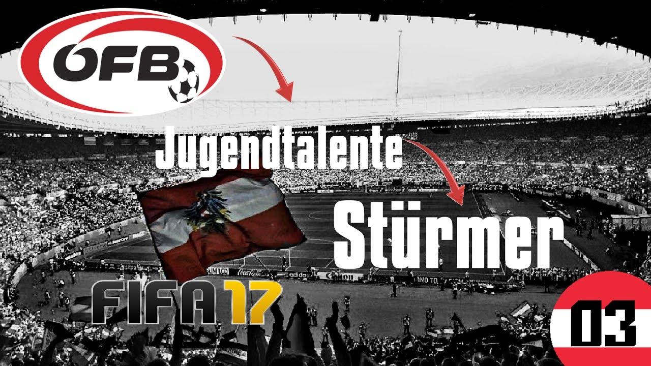 Fifa 17 Sturm Talente