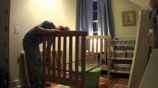 Building Lexi's Crib