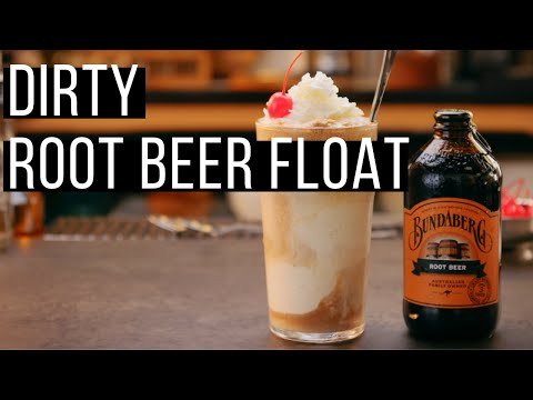 Dirty Root Beer Float Recipe | How To