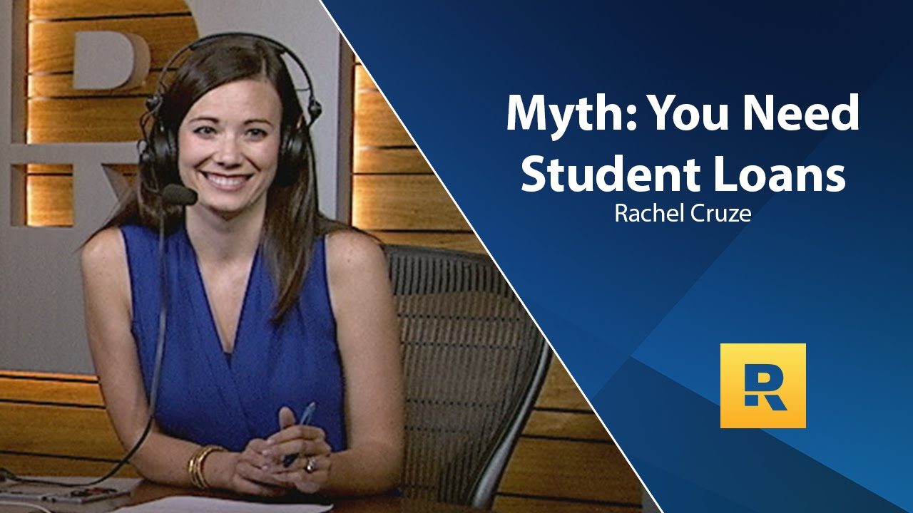 Myth: You Need Student Loans - YouTube