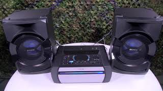 SONY SHAKE X10 High Power Home Audio System
